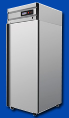 Холодильный шкаф Polair ШХ-0,5 (нерж.)