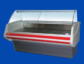 Холодильный прилавок-витрина