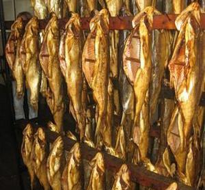 Комплект оборудования КМЦ-0802 для посола и копчения рыбы