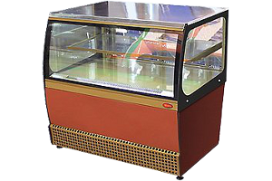 Витрина холодильная среднетемпературная кассовая VSK-0,95 «Veneto»