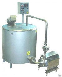 Комплект оборудования КМЦ-0110 для получения восстановленного молока
