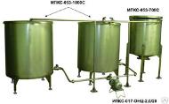 Комплект оборудования КМЦ-0123 (непрерывное растворения соли в воде)