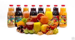 Комплект оборудования КМЦ-0605 Производство соков, нектаров и напитков