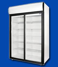 Холодильный шкаф Polair ШХ-1,0 купе