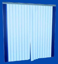 Распашные одностворчатые двери для холодильных камер