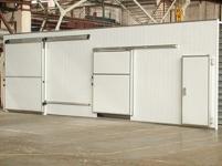 Теплоизоляционные двери