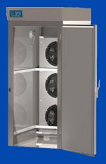 камера шоковой заморозки BC/BCF 1/1-N-T1