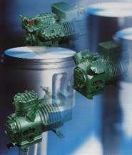 Полугерметичные компрессоры и агрегаты.