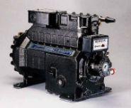 Полугерметичные компрессоры серии DISCUS.