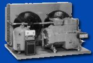 Полугерметичные агрегаты.