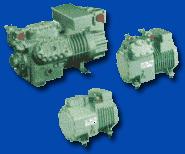 Полугерметичные компрессоры OCTAGON и STANDART.