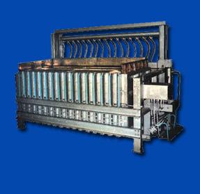 Аппараты скороморозильные вертикально-плиточные типа АМПВ